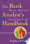 The Bank Analyst S Handbook Book PDF