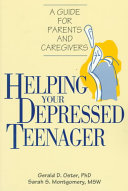 Helping Your Depressed Teenager