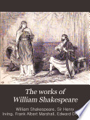 The Works of William Shakespeare  Timon of Athens  Cymbeline  The tempest  Titus Andronicus  The winter s tale Book
