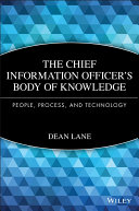Pdf The Chief Information Officer's Body of Knowledge Telecharger