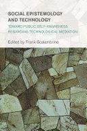 Pdf Social Epistemology and Technology Telecharger