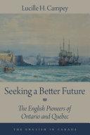 Seeking a Better Future
