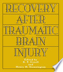 Recovery After Traumatic Brain Injury Book PDF
