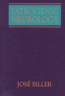 Iatrogenic Neurology Book