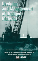 Dredging and Management of Dredged Materials