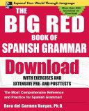 The Big Red Book of Spanish Grammar [Pdf/ePub] eBook