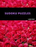 Sudoku Puzzles Large Print