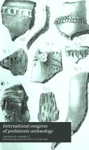 International Congress of Prehistoric Arch  ology