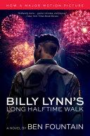 Billy Lynn's Long Halftime Walk Pdf/ePub eBook