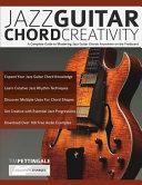 Jazz Guitar Chord Creativity