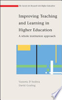 Improving Teaching And Learning In Higher Education