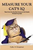 Measure Your Cat s IQ
