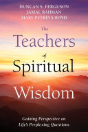 The Teachers of Spiritual Wisdom
