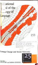 International Journal of the Sociology of Language