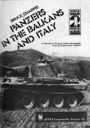 Panzers in the Balkans and Italy