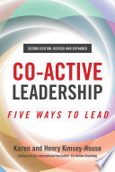 Co Active Leadership  Second Edition