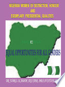 Nigerian Women of Distinction  Honour and Exemplary Presidential Qualities