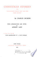 The Works of Charles Dickens  Christmas stories  2 v