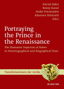 Portraying the Prince in the Renaissance [Pdf/ePub] eBook