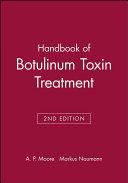 Handbook of Botulinum Toxin Treatment Book