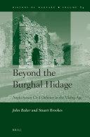 Beyond the Burghal Hidage