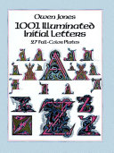 1001 Illuminated Initial Letters