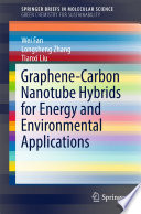 Graphene Carbon Nanotube Hybrids for Energy and Environmental Applications Book