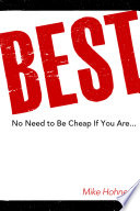 Best    No Need to Be Cheap If You Are    Book