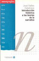 Introducción histórica a las teorías de la narrativa