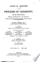 Annual Report of the Progress of Chemistry and the Allied Sciences Physics  Mineralogy and Geology