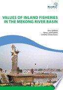 Values Of Inland Fisheries In The Mekong River Basin Book PDF
