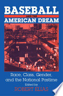 Baseball and the American Dream