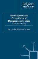 International and Cross-Cultural Management Studies Pdf/ePub eBook