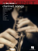 Big Book of Clarinet Songs (Songbook) Book