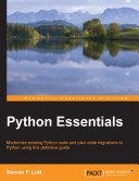 Python Essentials [Pdf/ePub] eBook