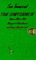 Pdf True Confessions of Adrian Albert Mole, Margaret Hilda Roberts and Susan Lilian Townsend