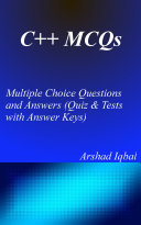 C++ Multiple Choice Questions and Answers (MCQs) Pdf/ePub eBook