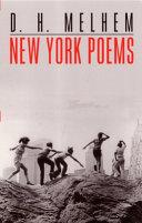 New York Poems