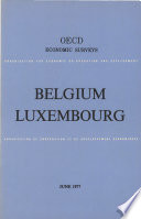 Oecd Economic Surveys Luxembourg 1977