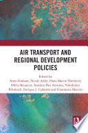 Air Transport and Regional Development Policies