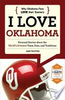 I Love Oklahoma I Hate Texas