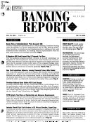 BNA's Banking Report