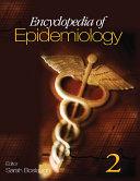 Encyclopedia of Epidemiology [Pdf/ePub] eBook