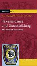 Hexenprozess Und Staatsbildung