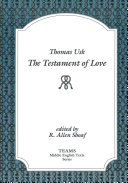 The Testament of Love Book