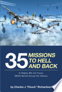 35 Missions to Hell and Back Book