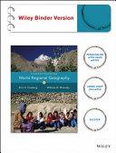 Understanding World Regional Geography, Binder Ready Version