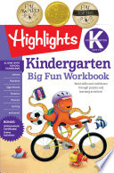 Kindergarten Big Fun Workbook Book PDF