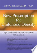 New Prescription for Childhood Obesity Book