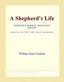 A Shepherd's Life (Webster's German Thesaurus Edition)